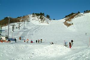 高原 スキー 原 場 恩